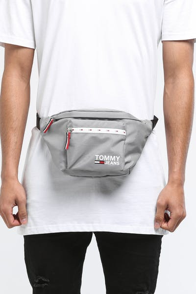 Tommy Jeans TJM Cool City Bumbag Grey