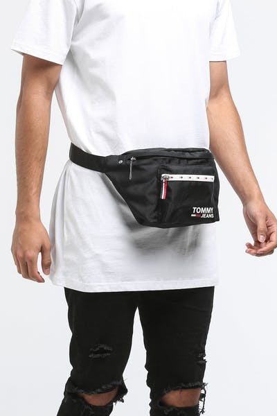 Tommy Jeans TJM Cool City Bumbag Black