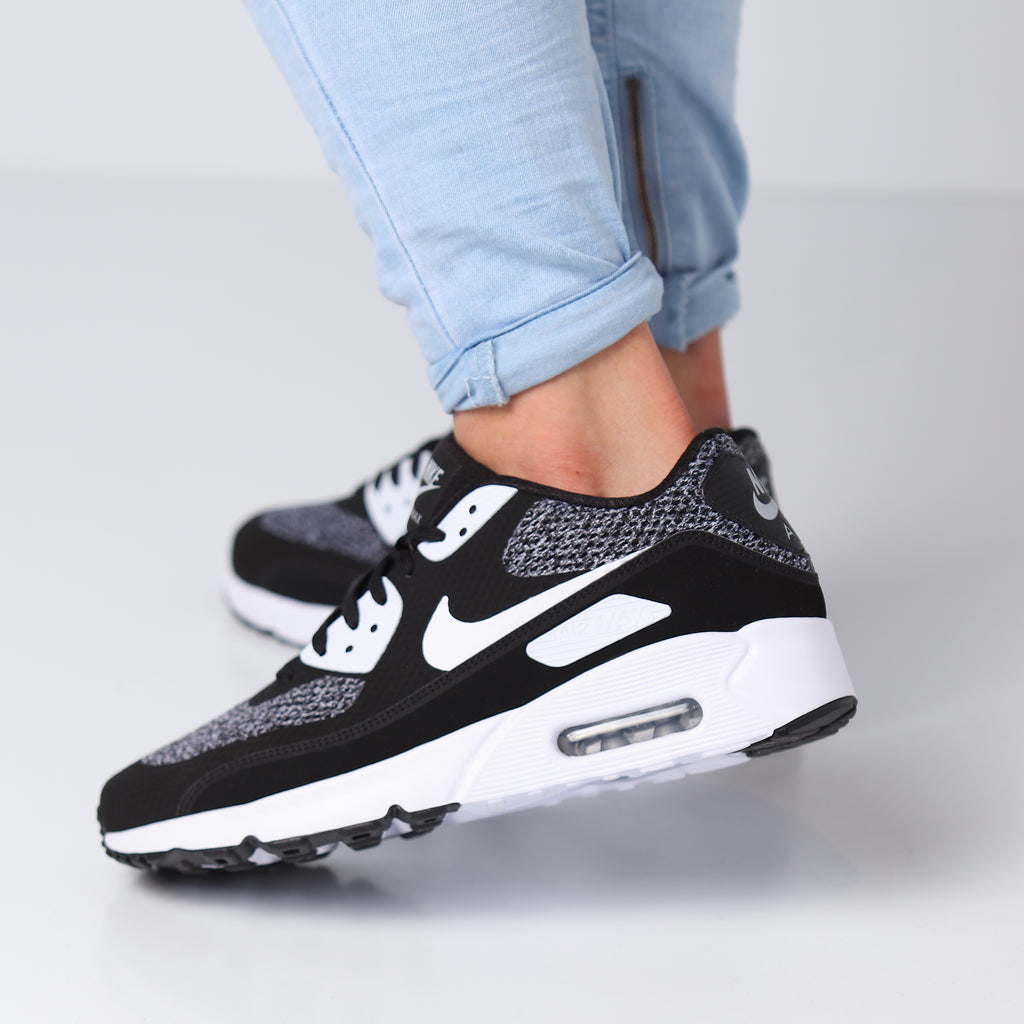 Nike Air Max 90 Ultra 2.0 Essential BlackWhiteGrey