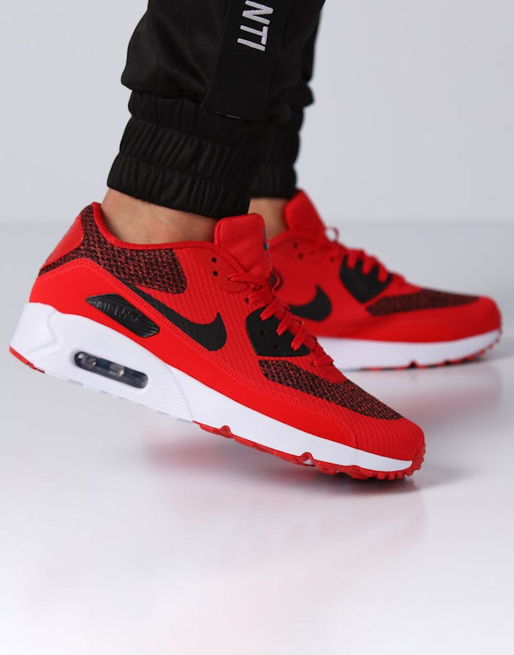 sneakers for cheap de256 7fd02 Nike Air Max 90 Ultra 2.0 Essential Red/Black/White