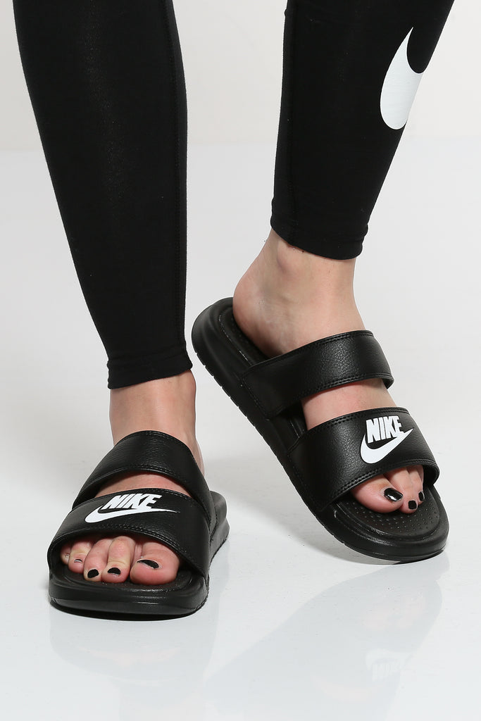 Nike Benassi Duo Ultra Women's Slide Sandals | shoelove