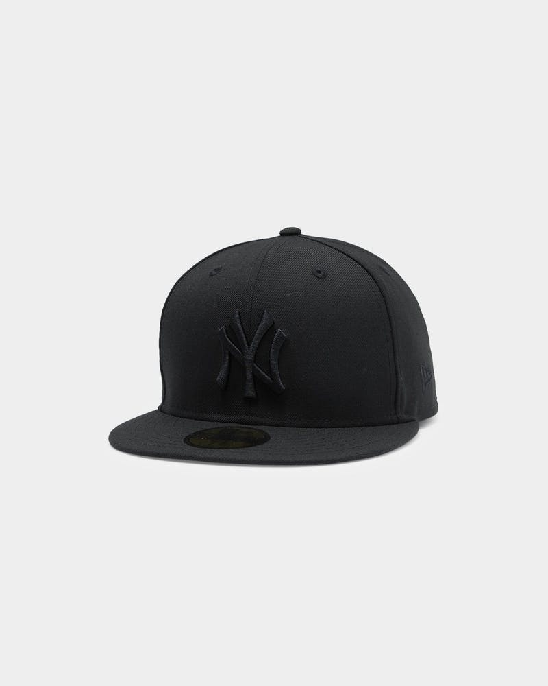 New Era NY Yankees 59FIFTY Fitted Black/Black