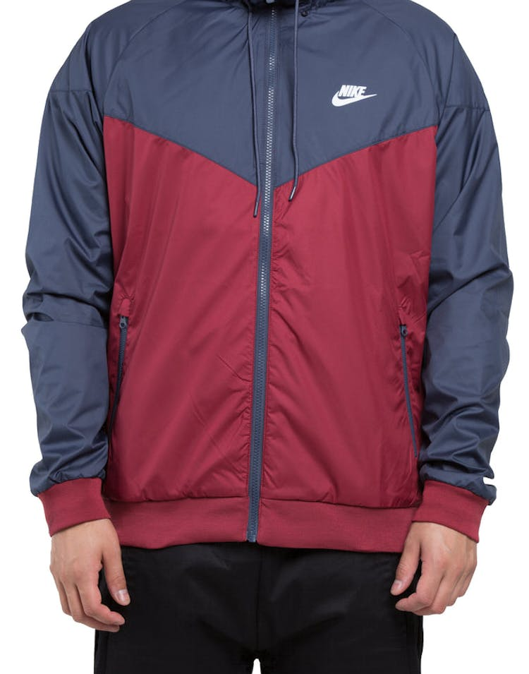 78cab17f26 Nike Windrunner Jacket Red/Blue – Culture Kings US