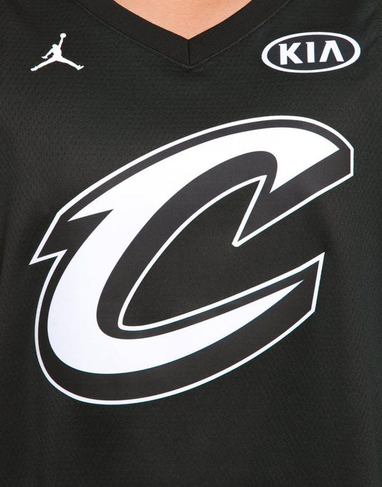 finest selection b5609 7b62d LeBron James All-Star Edition Swingman Jersey Black