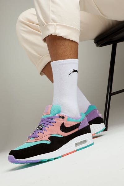 Nike Air Max 1 ND Purple/Black/Black