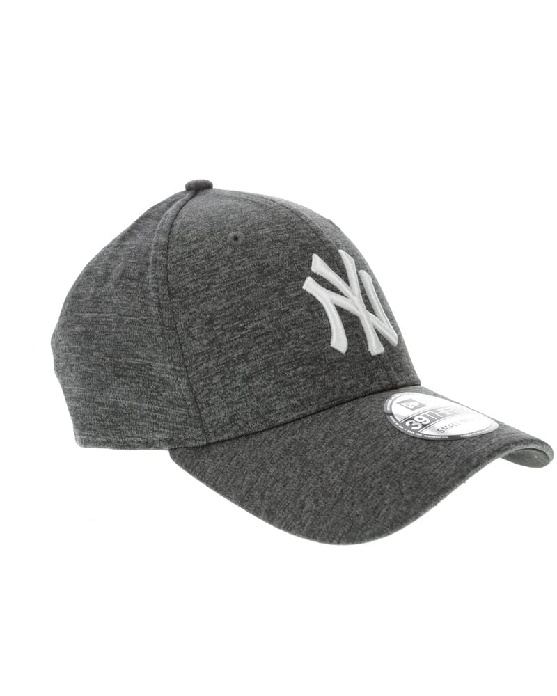 New Era New York Yankees 3930 Shadow Tech Fitted Hat Charcoal