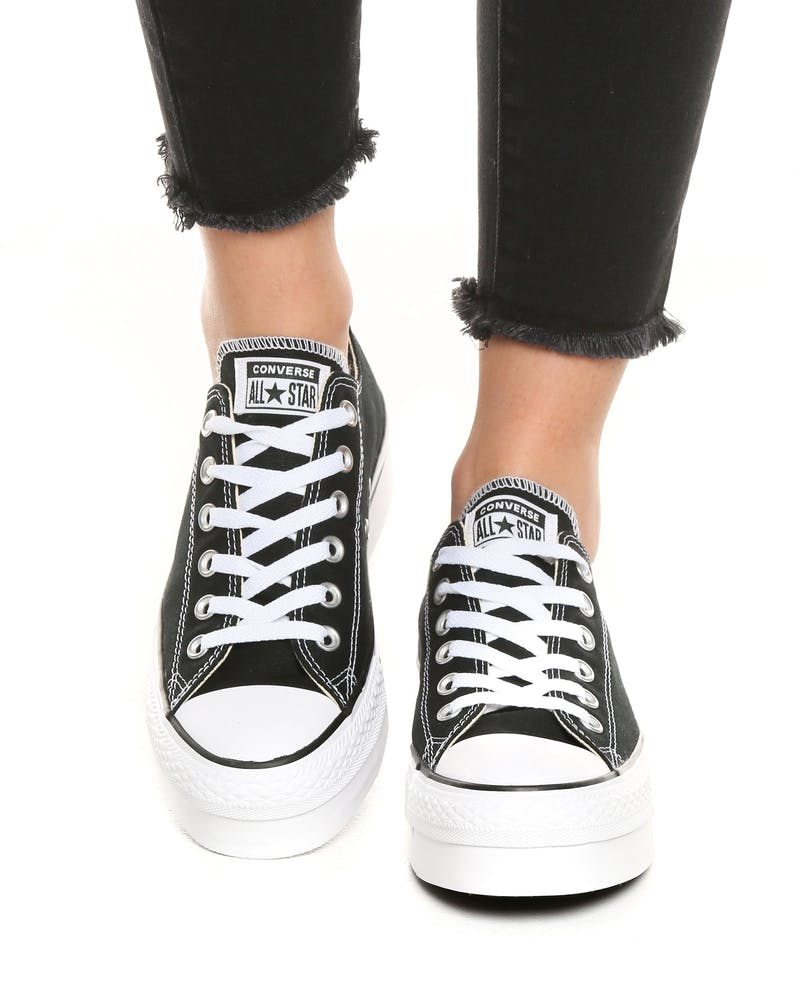 Converse Chuck Taylor All Star Platform Black