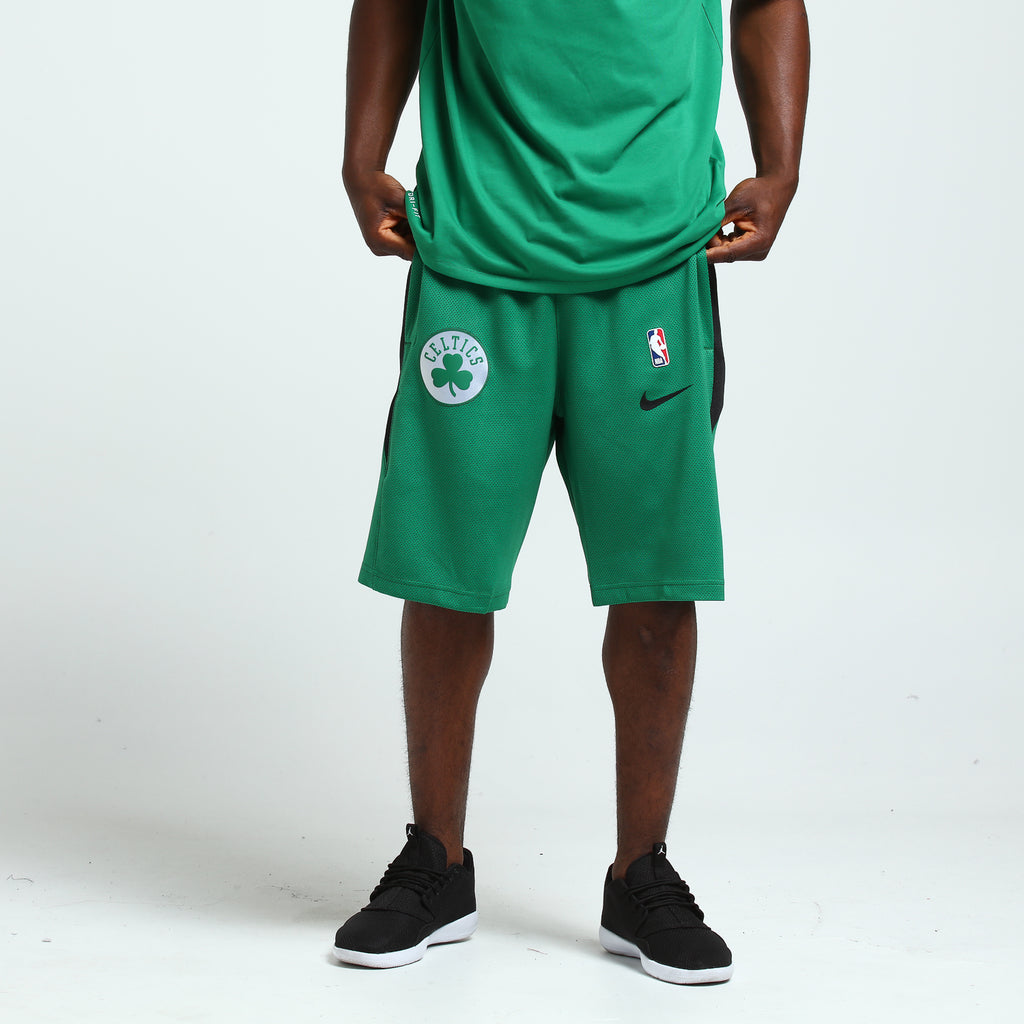 Nike Boston Celtics Therma Flex Short CloverBlack