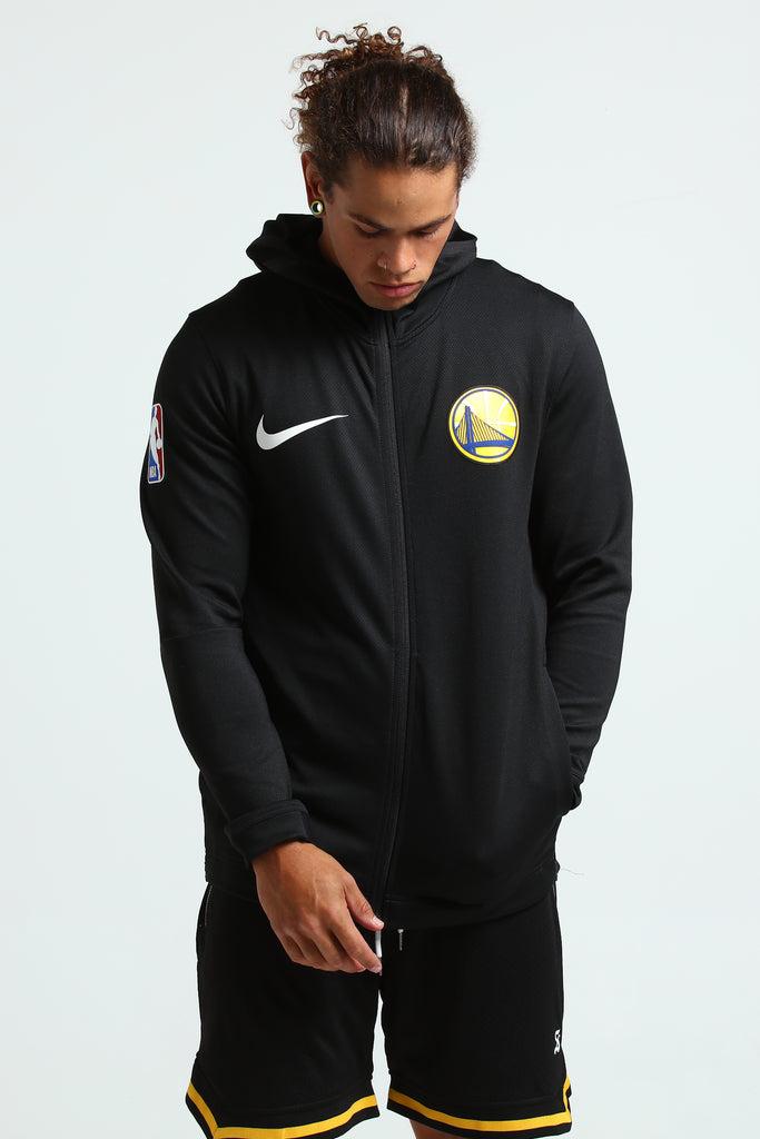 Nike Golden State Warriors Therma Flex Showtime BlackWhite