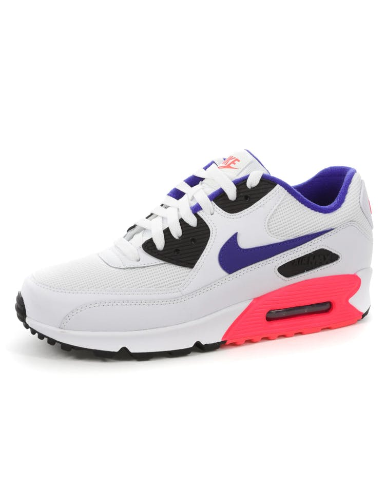 huge selection of 453ba 360be Nike Air Max '90 Essential White/Blue/Pink