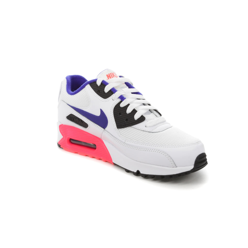 Nike AIR MAX 90 ESSENTIAL Women And Men Sport Casual Running Shoes 537384 136 Size Latest