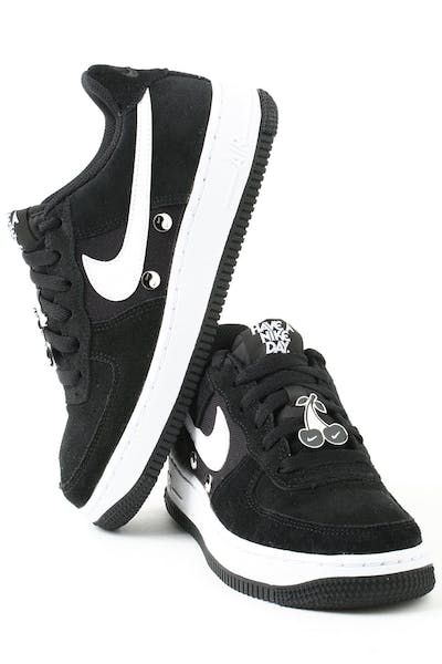 Nike Air Force 1 LV8 NK DAY (GS) Black/White