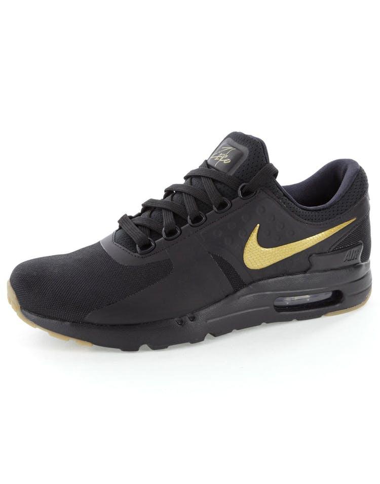 official photos b44cf f606d Nike Air Max Zero Essential Black/Gold