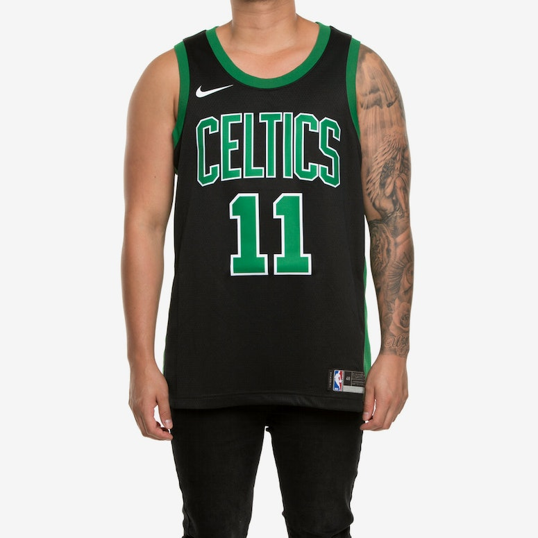 low priced 4c564 fe8fb Nike Kyrie Irving Statement Edition Swingman Jersey Boston Celtics  Black/Green