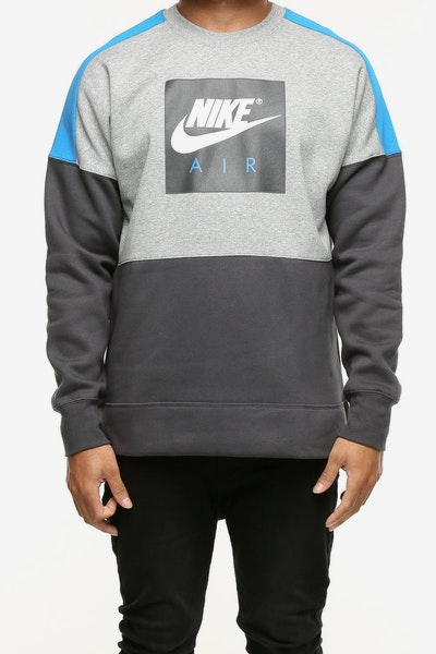 Nike Sportswear Crew Dark Heather Grey