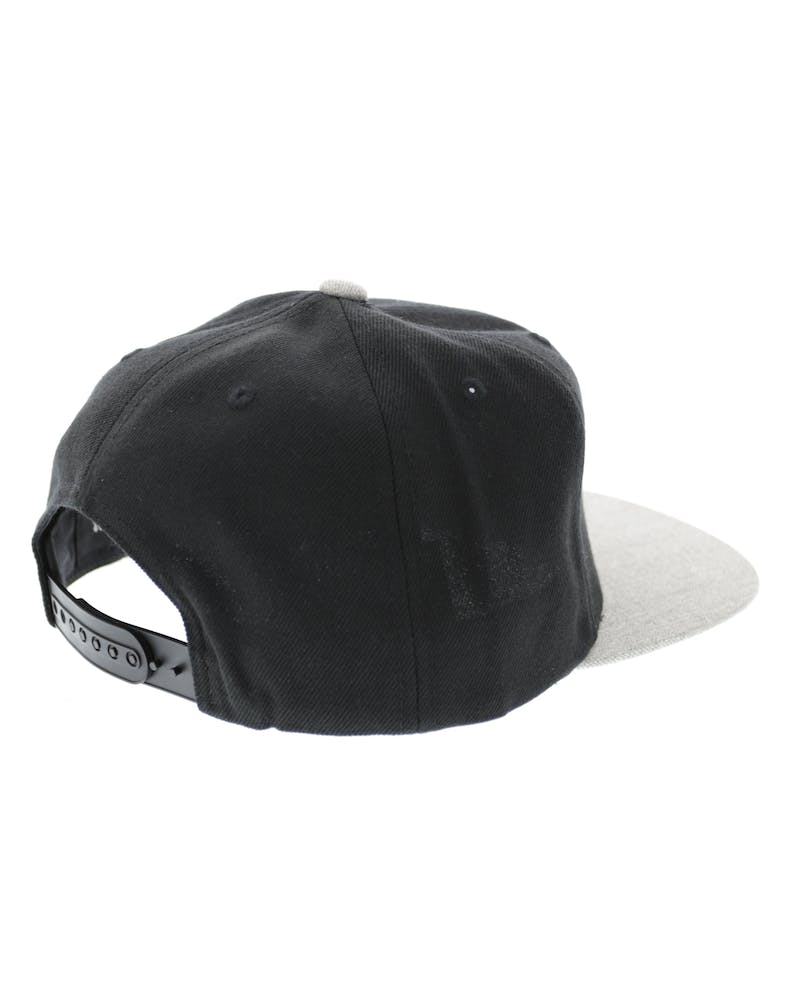 Brixton Woodburn Snapback Black/grey