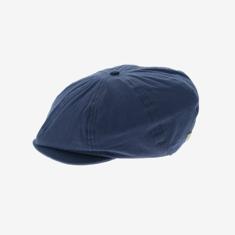 Brixton Brood Snap Cap Midnight Navy