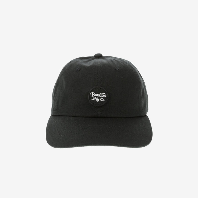 Brixton Wheeler Cap Black