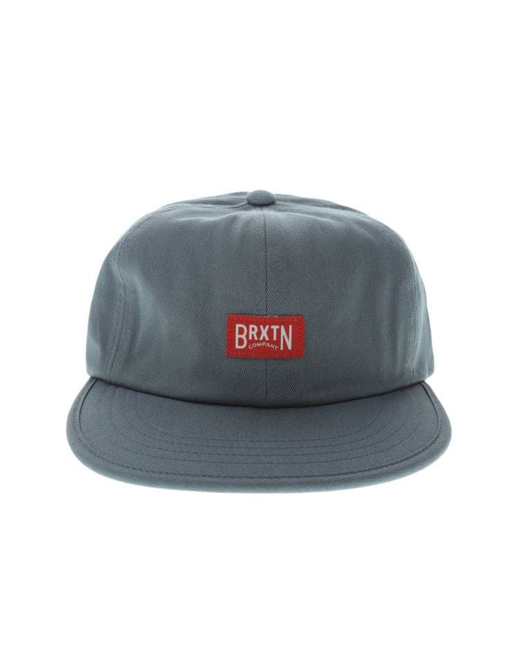 Brixton Langley Cap Grey Blue