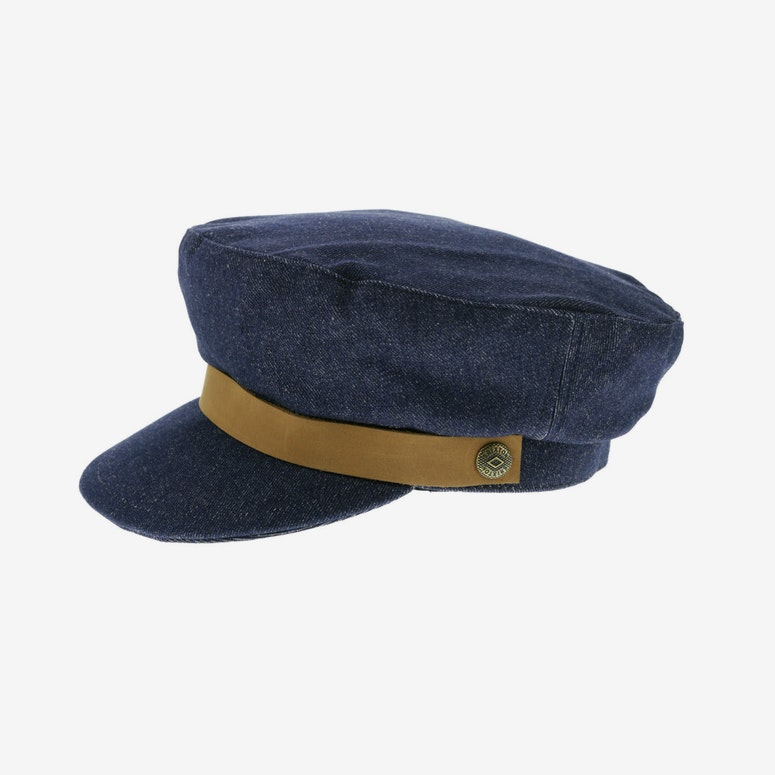 Brixton Kurt Cap Denim