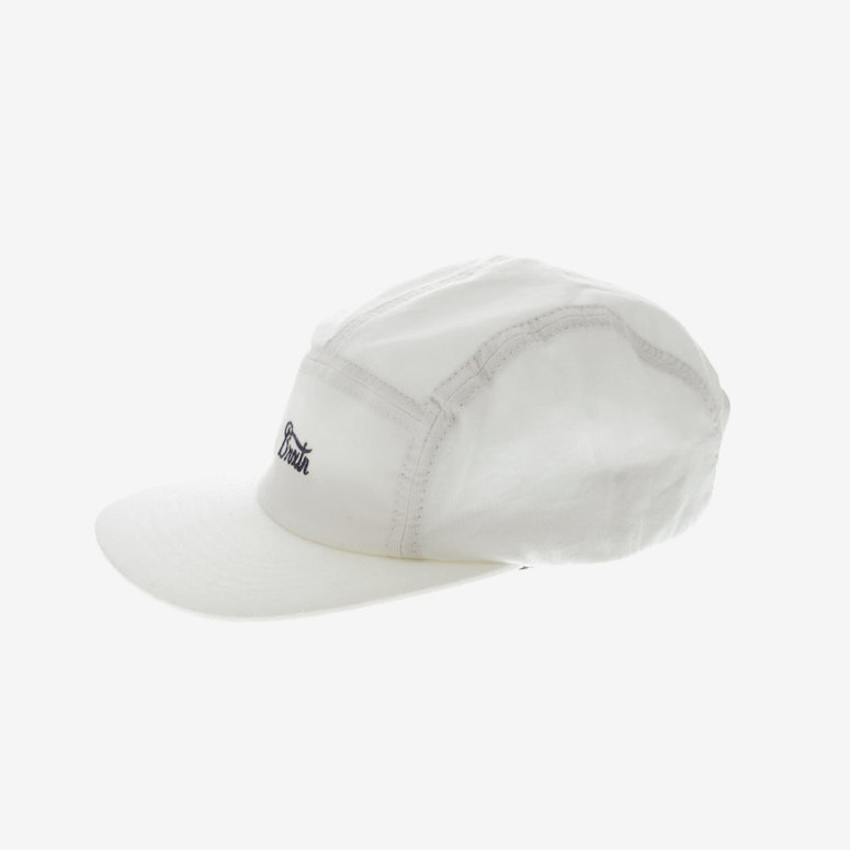 Brixton Potrero 5 Panel Cap Off White