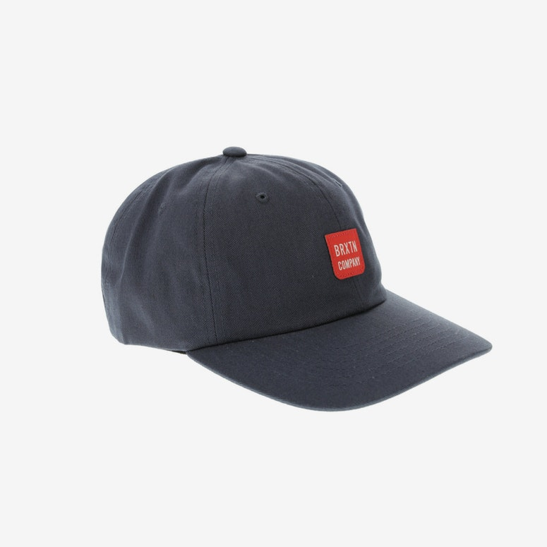 Brixton Bering Cap Washed Navy