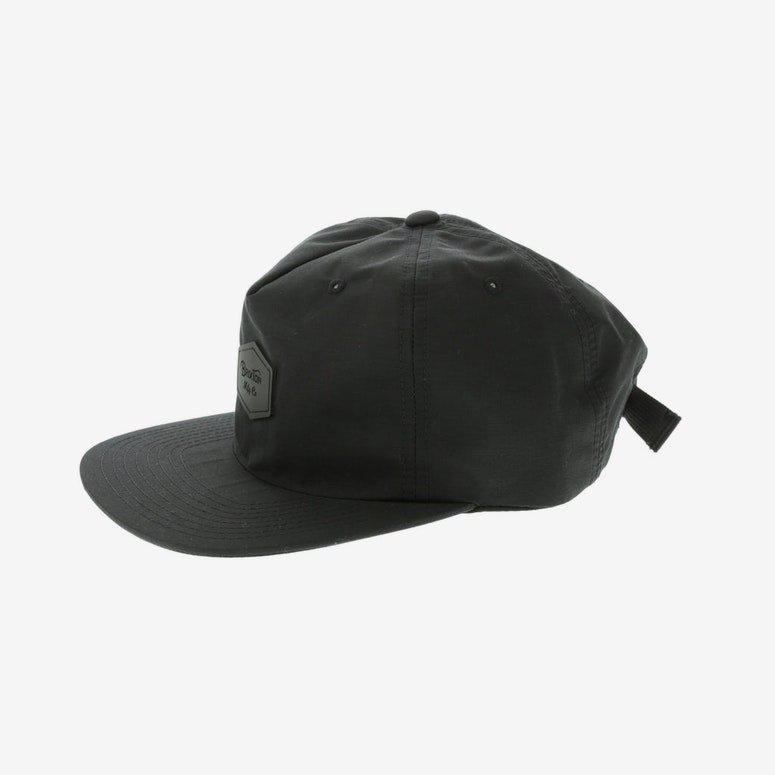 Brixton Trailhead MP Clipback Cap Black