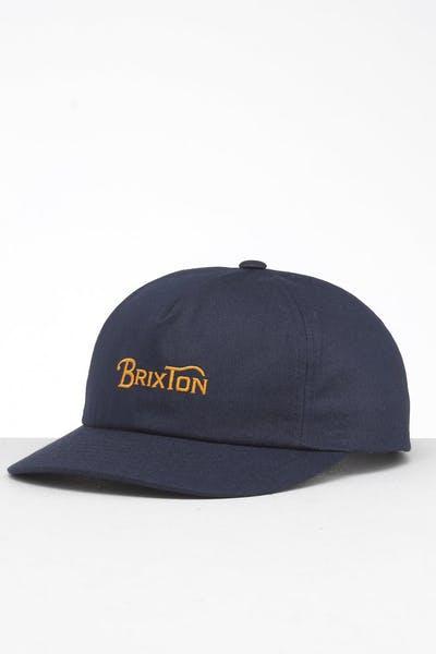 bde3e27c Brixton Wheelie LP Cap Patriot ...