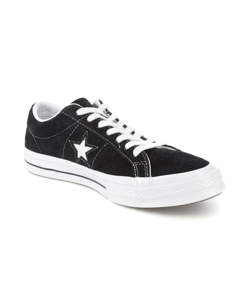 Converse One Star Black/White