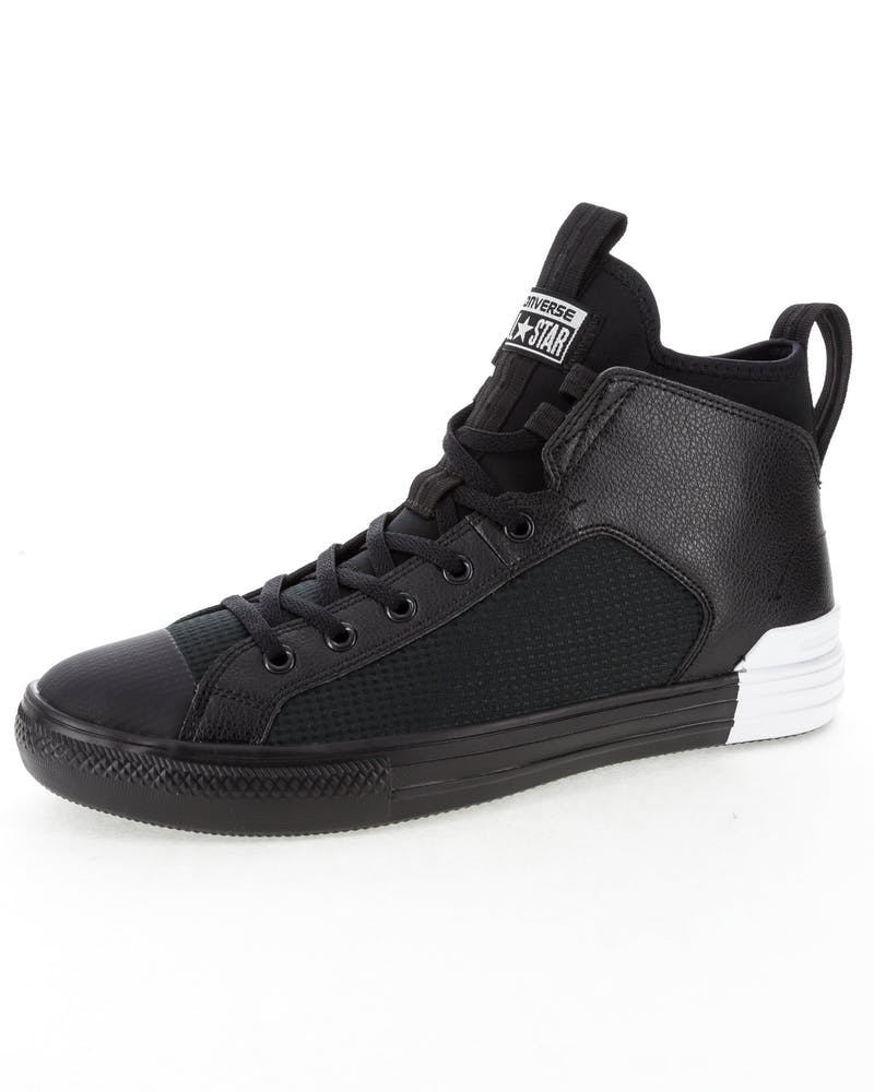 Converse Chuck Taylor All Star Ultra Black/White