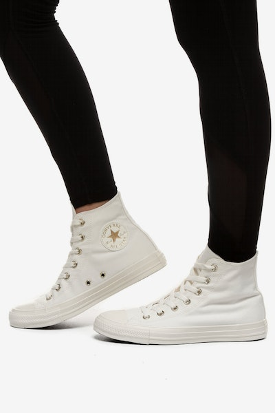 Converse Women's Chuck Taylor All Star White/Gold