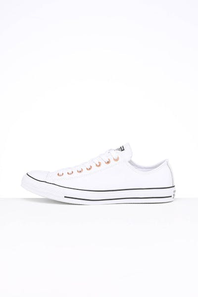 Converse CT Leather Low White