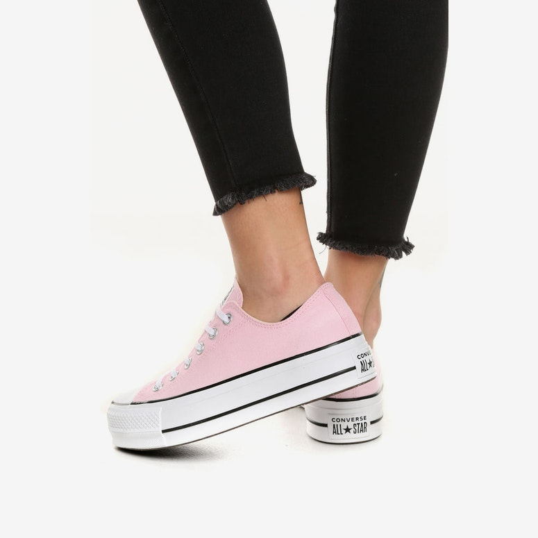 15ef0572338ac2 Converse Chuck Taylor All Star Lift Pink White