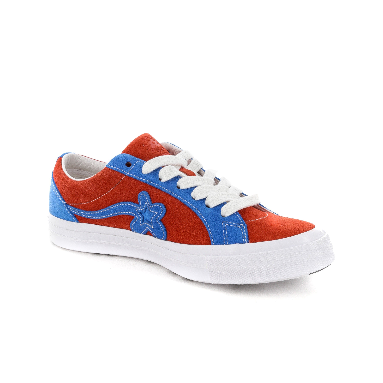 Converse One Star X Golf Le Fleur Red Blue Culture Kings Us