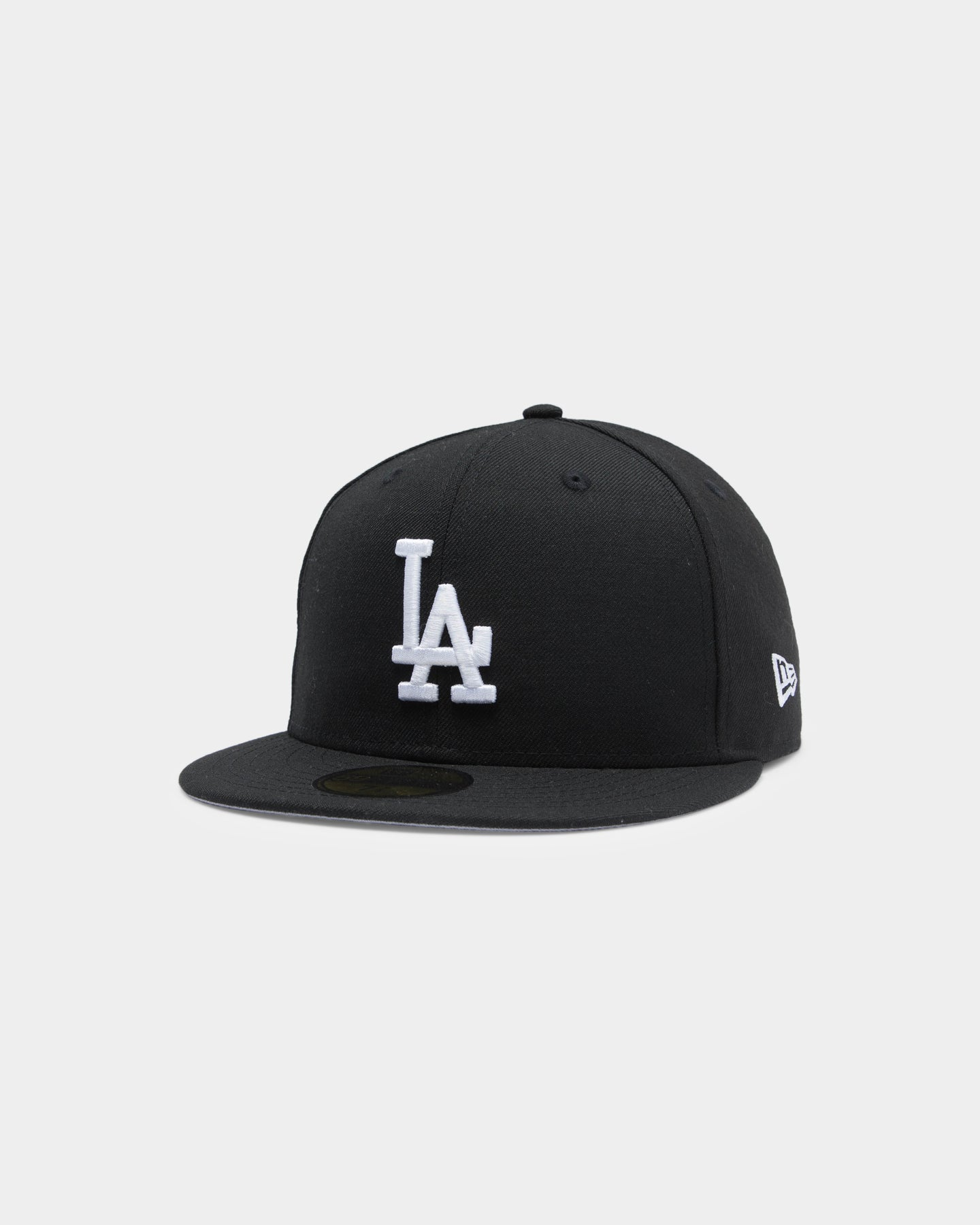 New Era 59Fifty Cap MLB BLACK Los Angeles Dodgers
