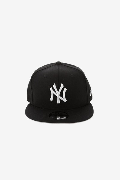 New Era New York Yankees 950 Snapback Black/White