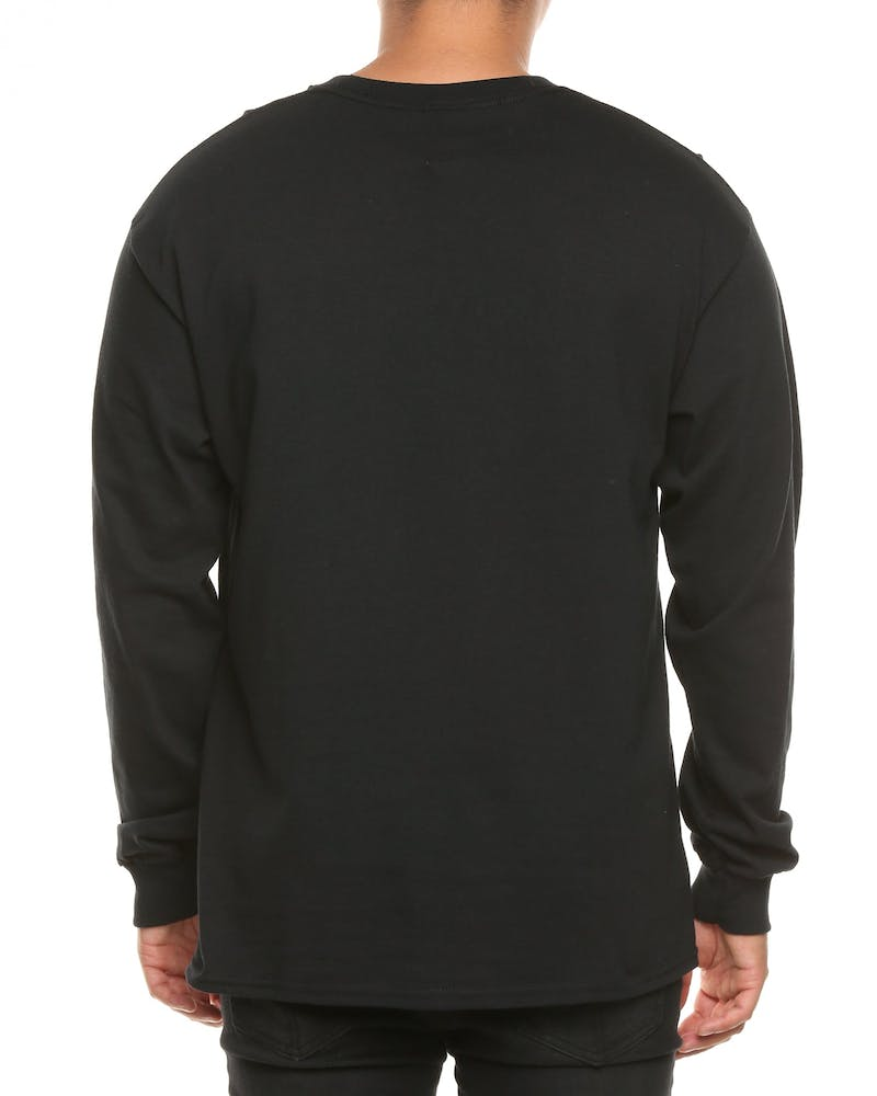 10 Deep Goodbye Cruel LS Tee Black