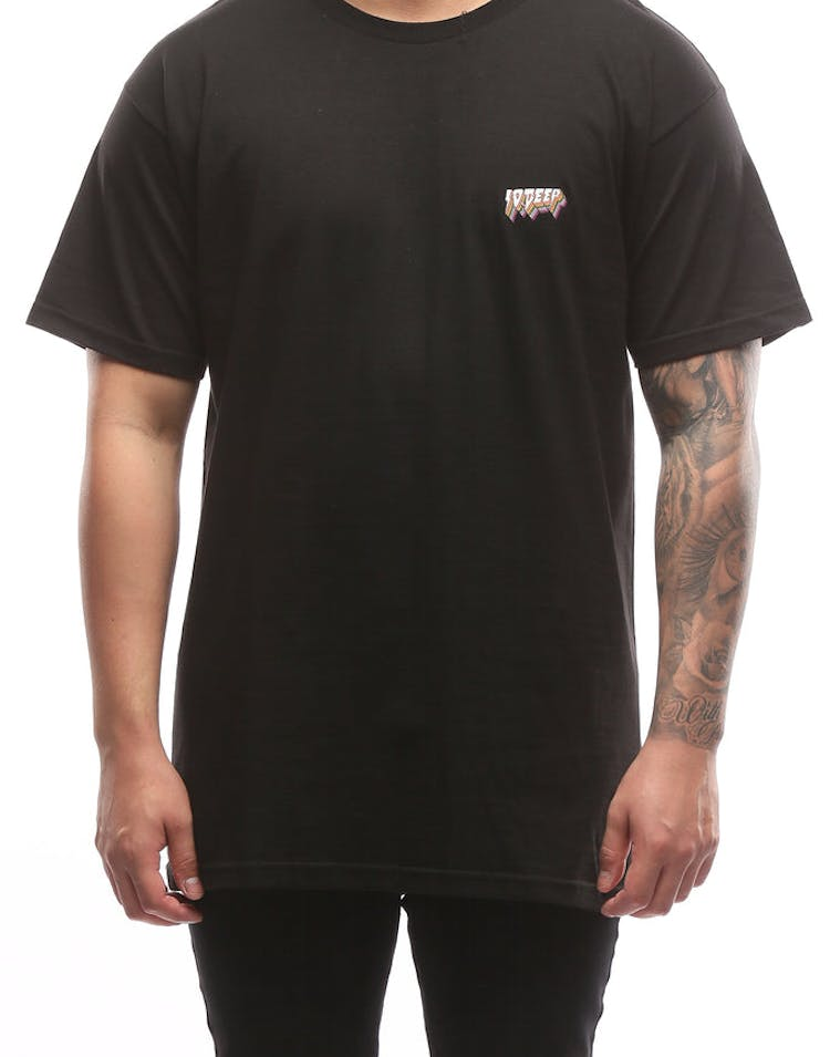 10 Deep All The Lights SS Tee Black