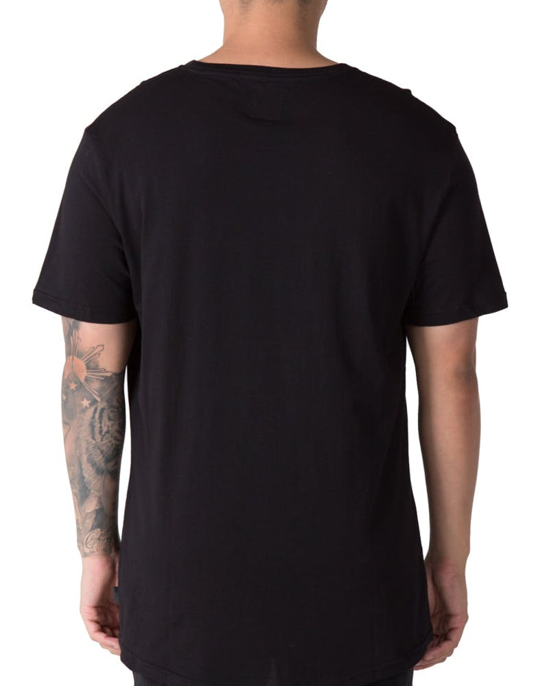 Nana Judy Strand Embroidered Tee Black