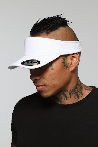 Flexfit 110 Visor White