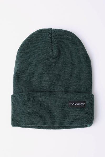 Flexfit Folded Blank Flexfit Beanie Forest Green