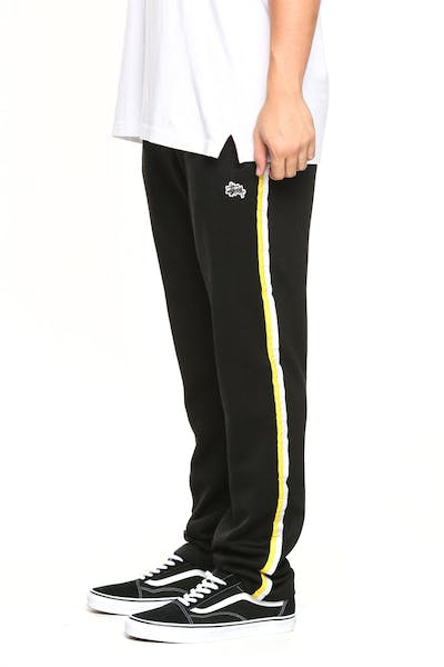 Stussy Emerson Tricot Trackpant Black