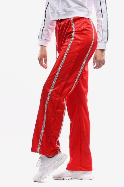 Stussy Women's Ricky Trackpant Red