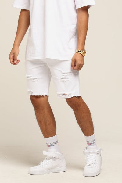 Dead Studios Destroy Short White