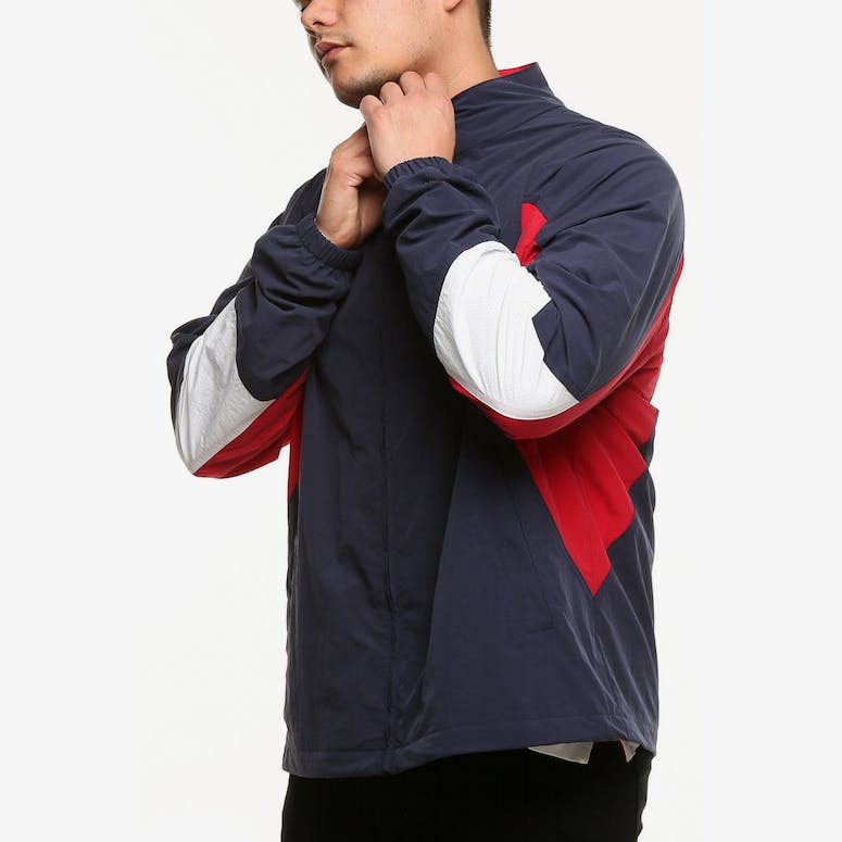 09a53c65d152 Champion Woven Jacket Navy Red White