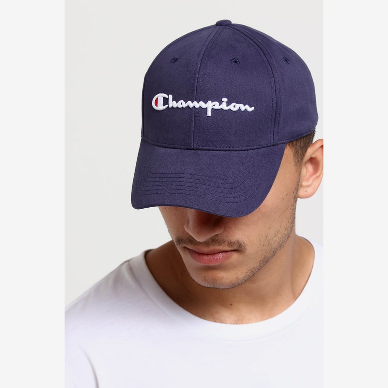 Champion Classic Twill Hat Indigo – Culture Kings US 72ca3919ec2