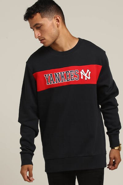 Majestic Athletic New York Yankees Todd Sweat Navy