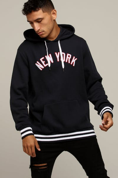 Majestic Athletic New York Yankees Reklaw Oth Hoody Navy