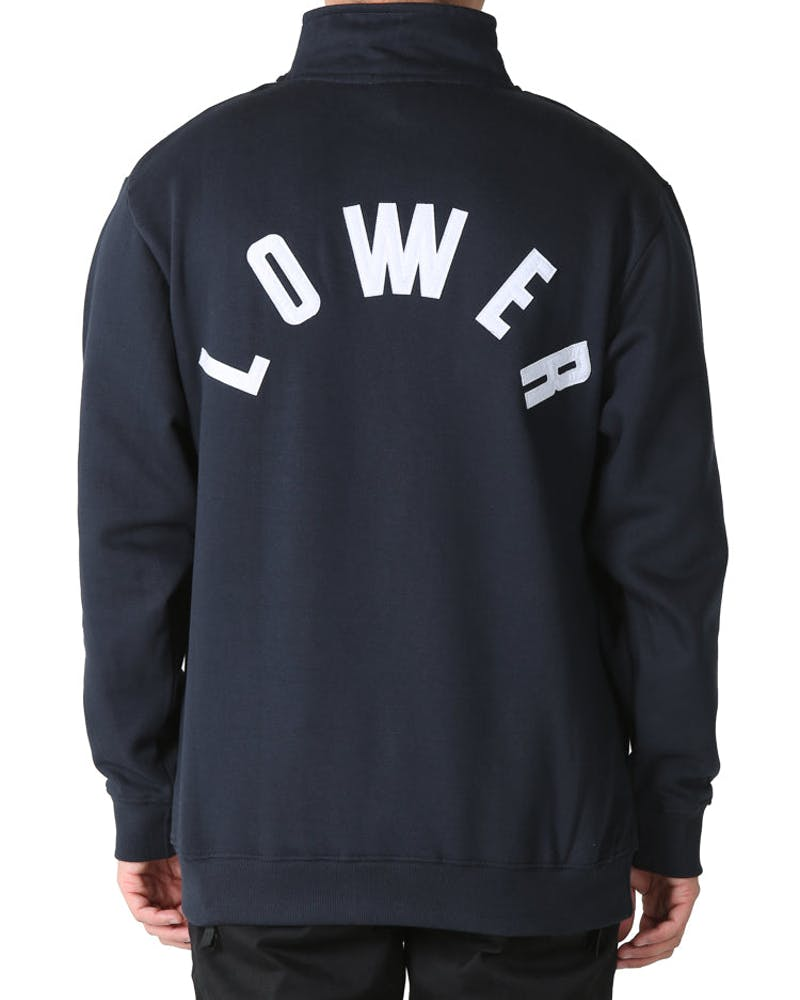 Lower Chase Applique Liverpool Sweat Navy
