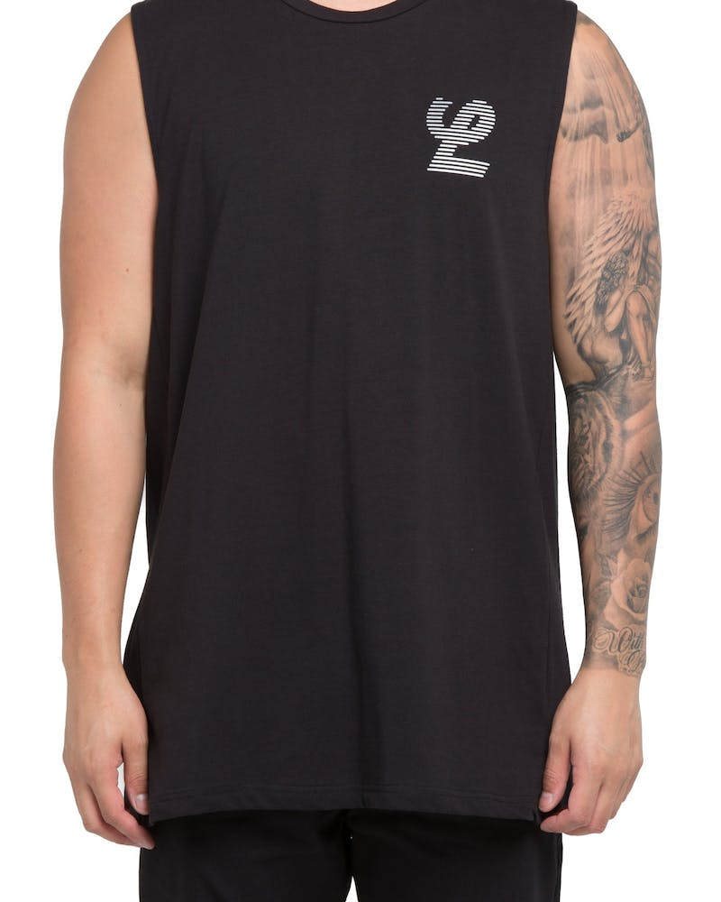Lower Blinds Side Panel Tank Black